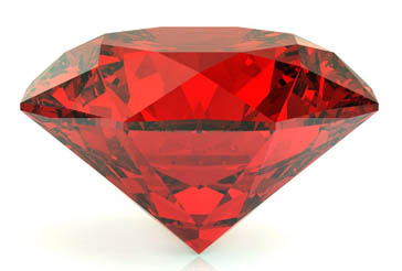 WHAT MAKES RED DIAMONDS RED
